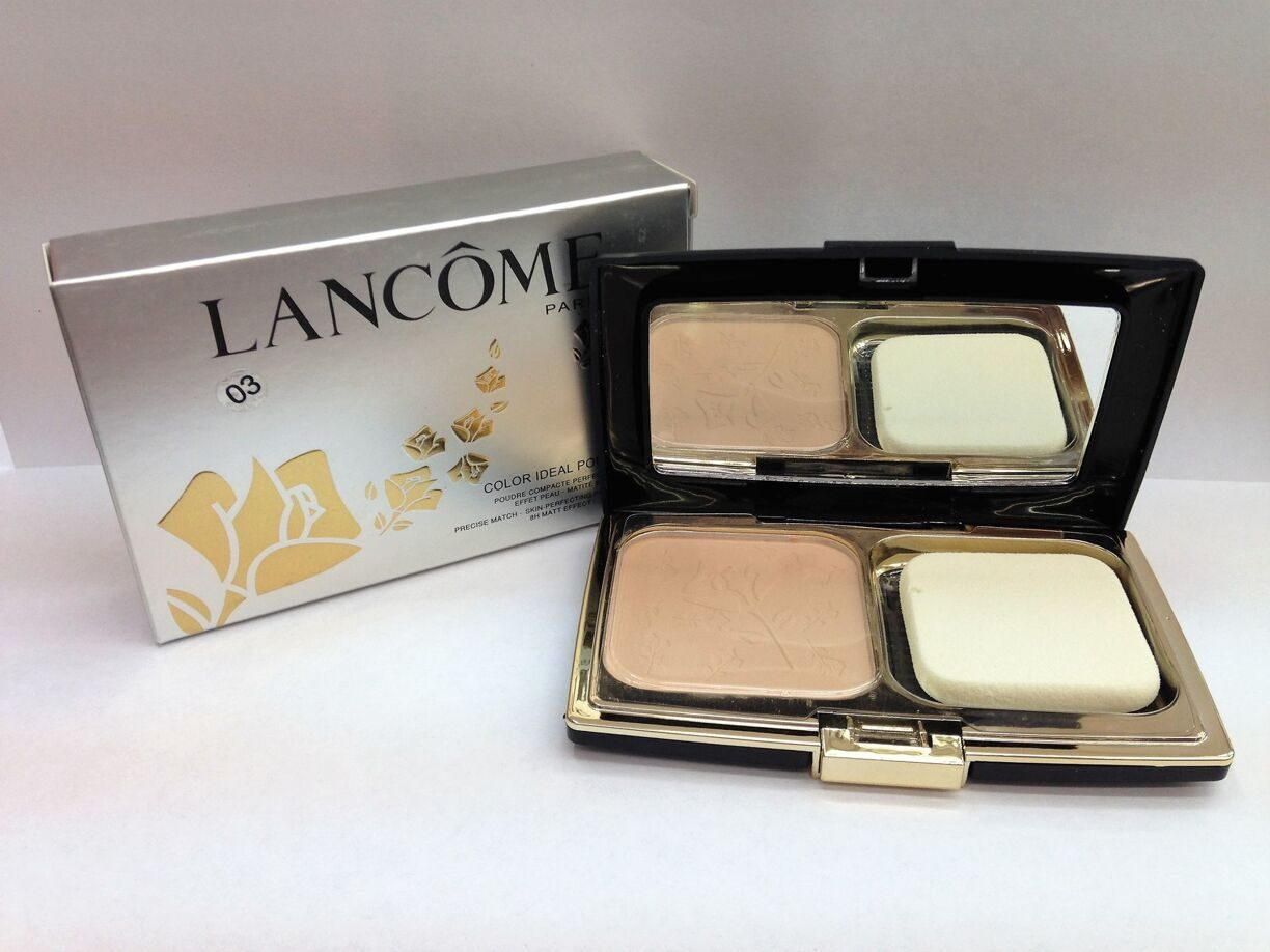 lancome color ideal poudre compact 12g номер 03