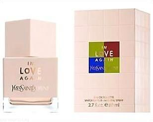 Yves Saint Laurent In - Love Again for women edt - (80ml)