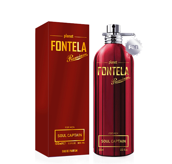 "Fontela Premium ""Soul Captain"", 100 ml"