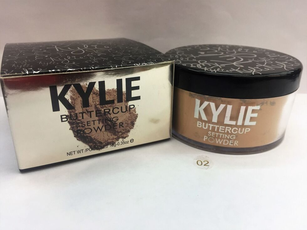 KYLIE buttercup setting powder номер:02