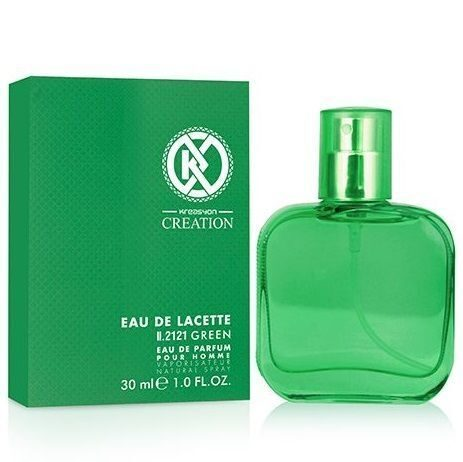 Lacette eau de 2121 green creation 30ml