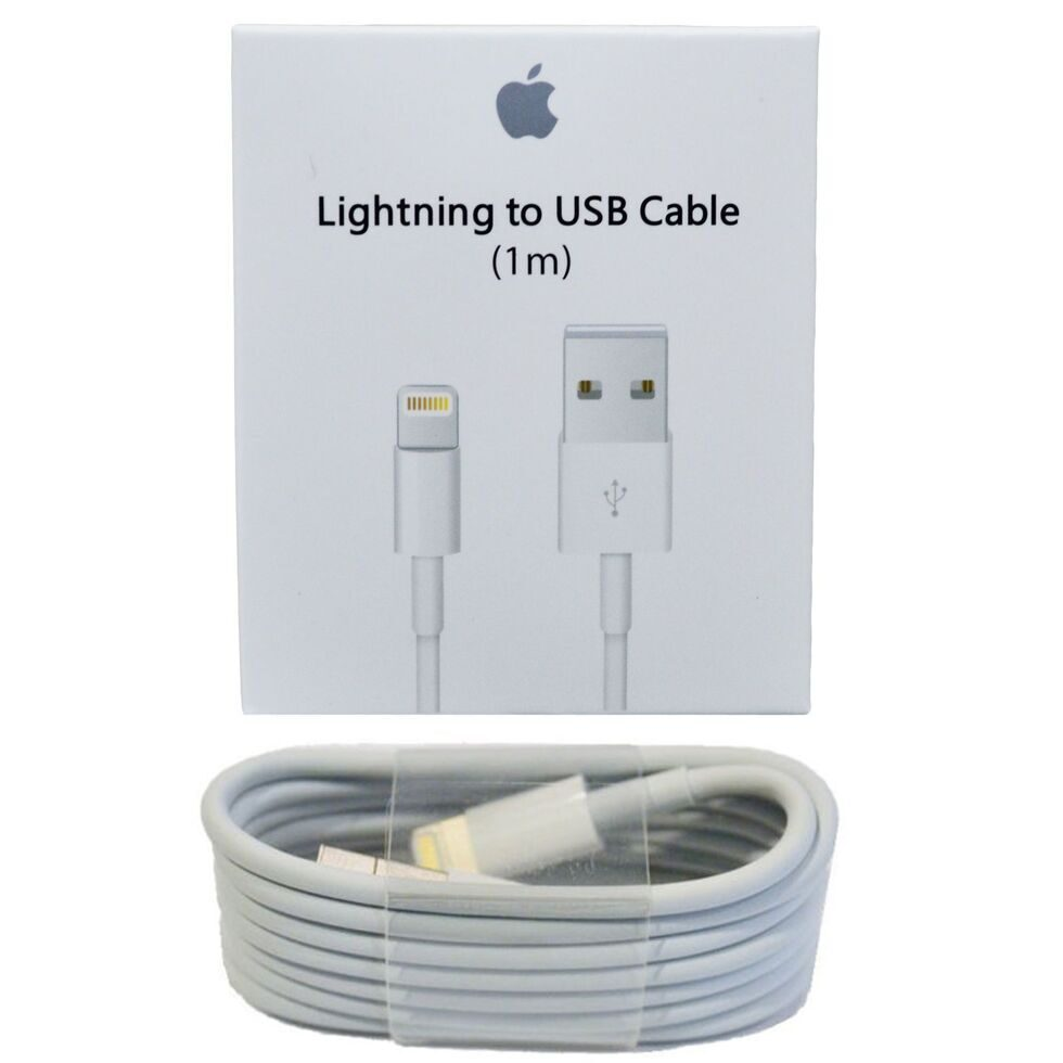 lightning to usb cable 1 m