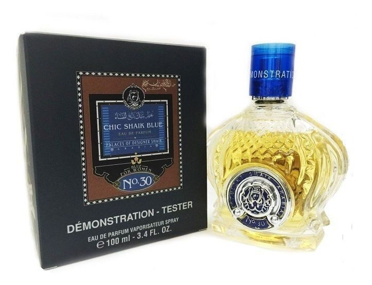 Chic Shaik Blue №30 Tester Woman, 100 ml
