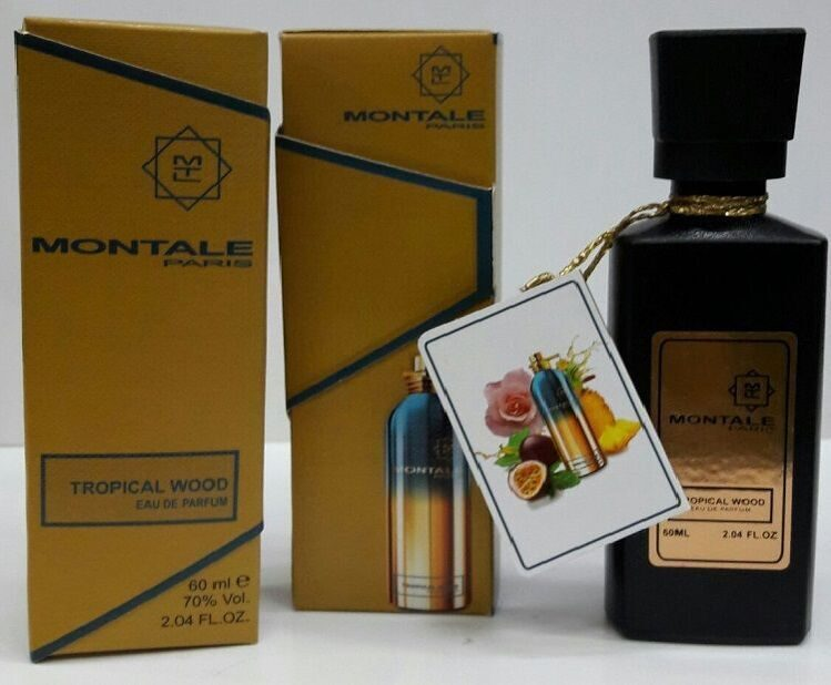 Montale TROPICAL WOOD 60 ml