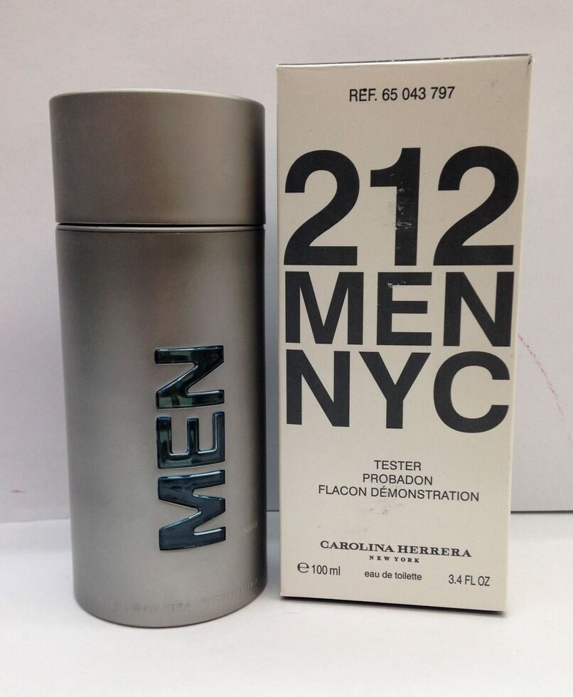Carolina Herrera 212men NYC