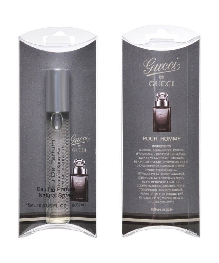 Gucci by Gucci pour homme 20ml