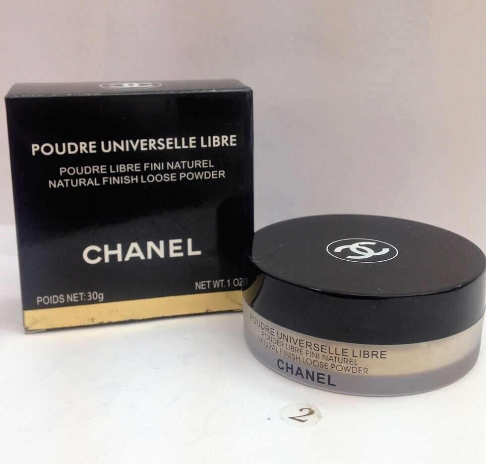 chanel poudre universelle libre номер:02