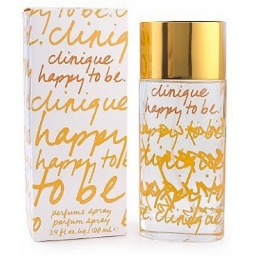Clinique happy to be 100ml