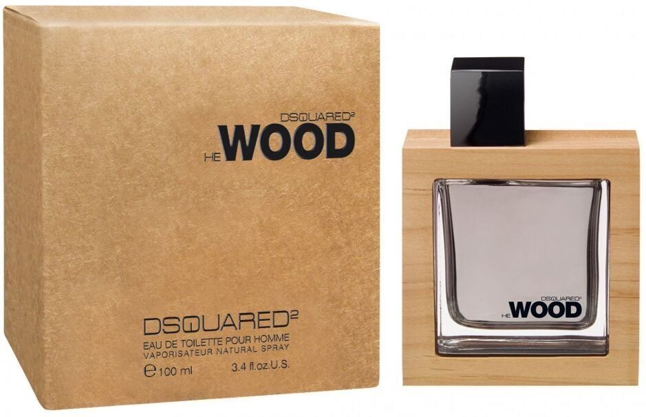 Dsquared 2 he wood  100ml