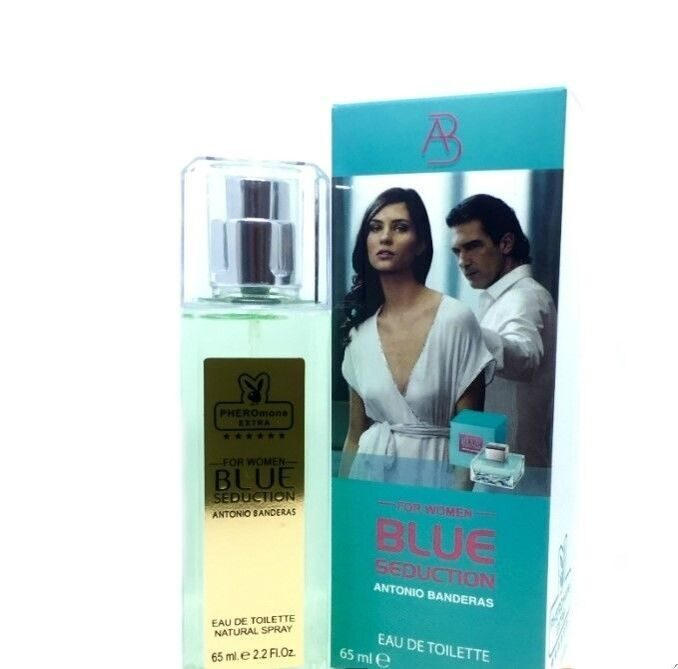 ANTONIO BANDERAS SEDUCTION BLUE 65ML