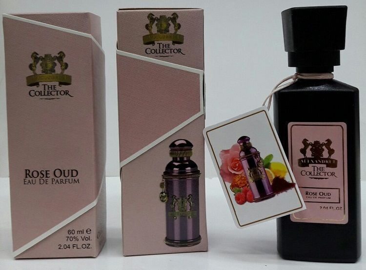 THE COLLECTOR Rose Oud 60 ml