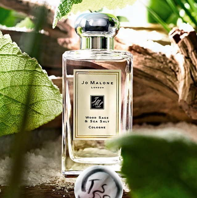 Jo Malone wood sage sea salt cologne100ml
