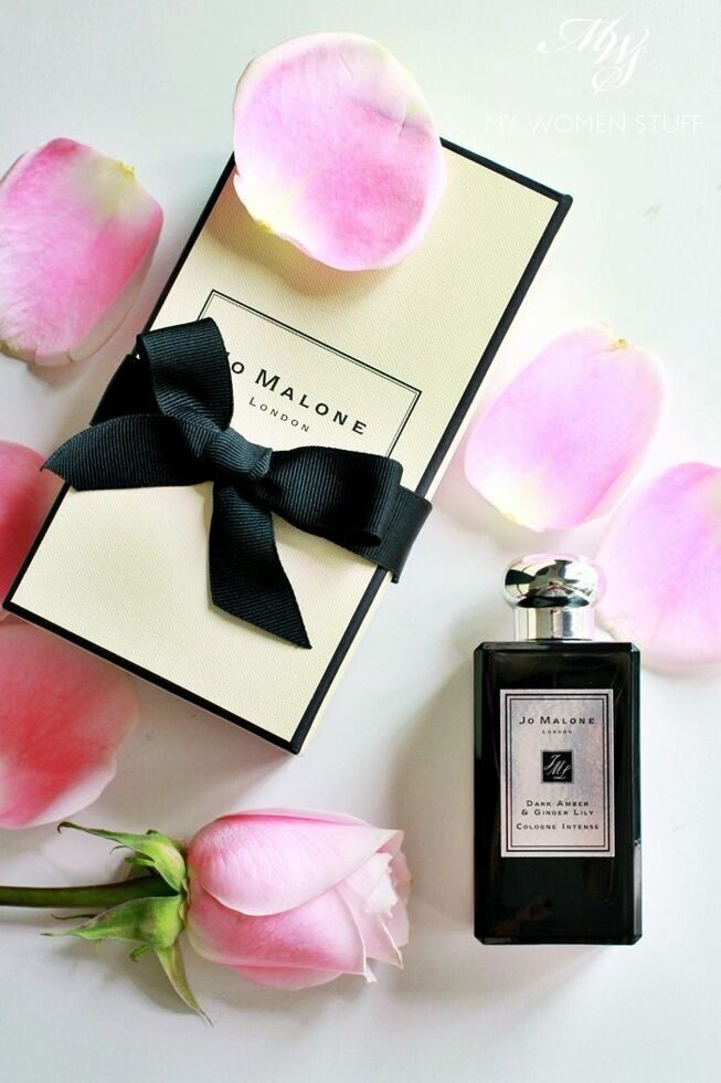 Jo Malone  dark amber ginger lily cologne intense 100ml