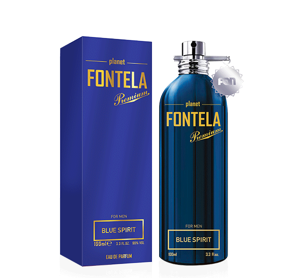 "Fontela Premium ""Blue Spirit"", 100 ml"