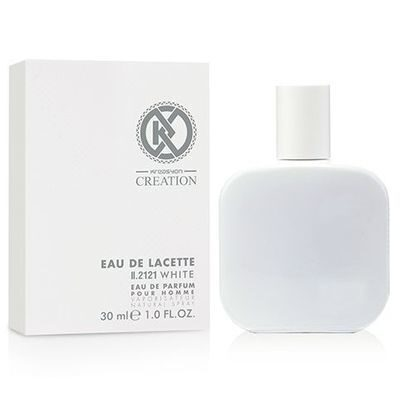 Lacette eau de 2121 white creation 30ml