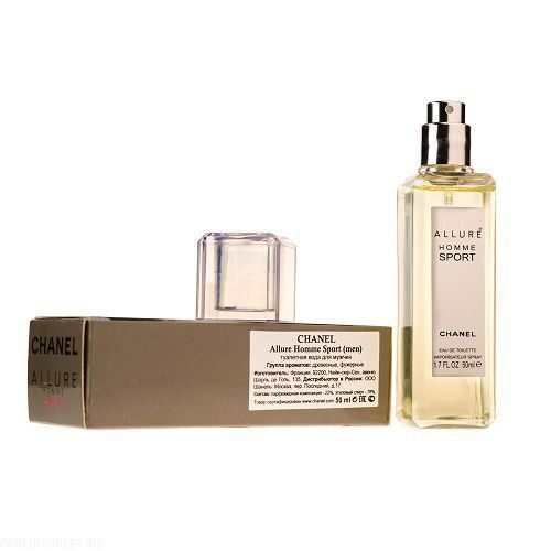 Chanel, Allure Homme Sport  - 50 мл
