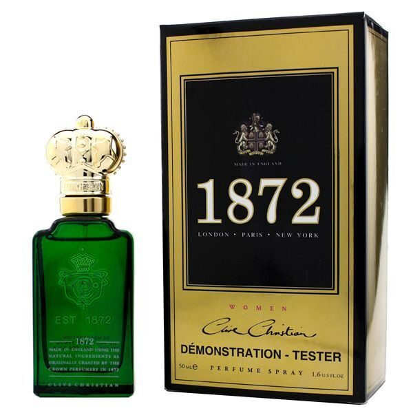 CLIVE CHRISTIAN 1872 demonstration 50ml