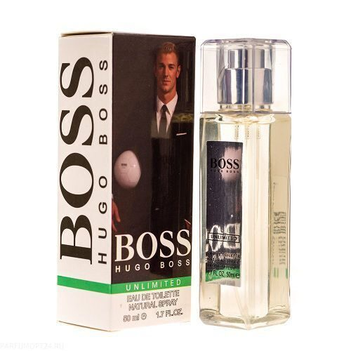 Hugo Boss unlimited- 50 мл