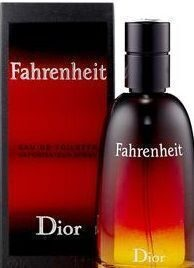 Dior Fahrenheit for Men Eau de Toilette  100ML