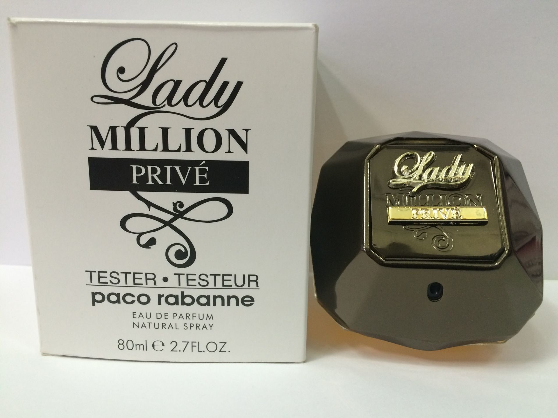 lady million prive paco rabanne 80ml