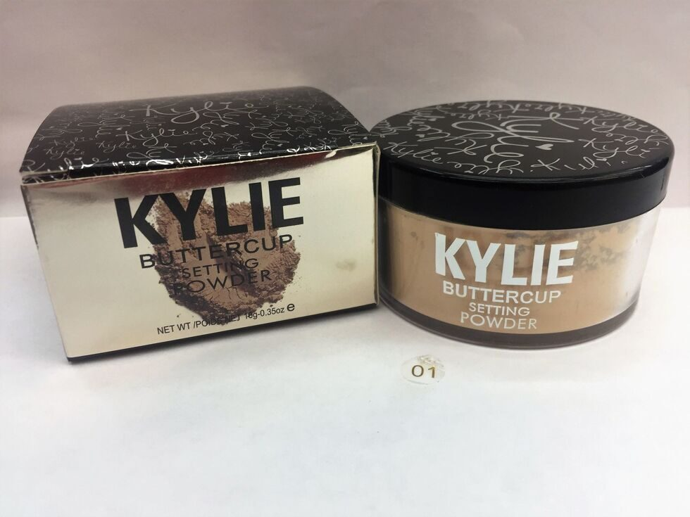 KYLIE buttercup setting powder номер:01