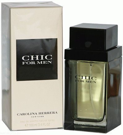 Carolina Herrera  -Chic For Men