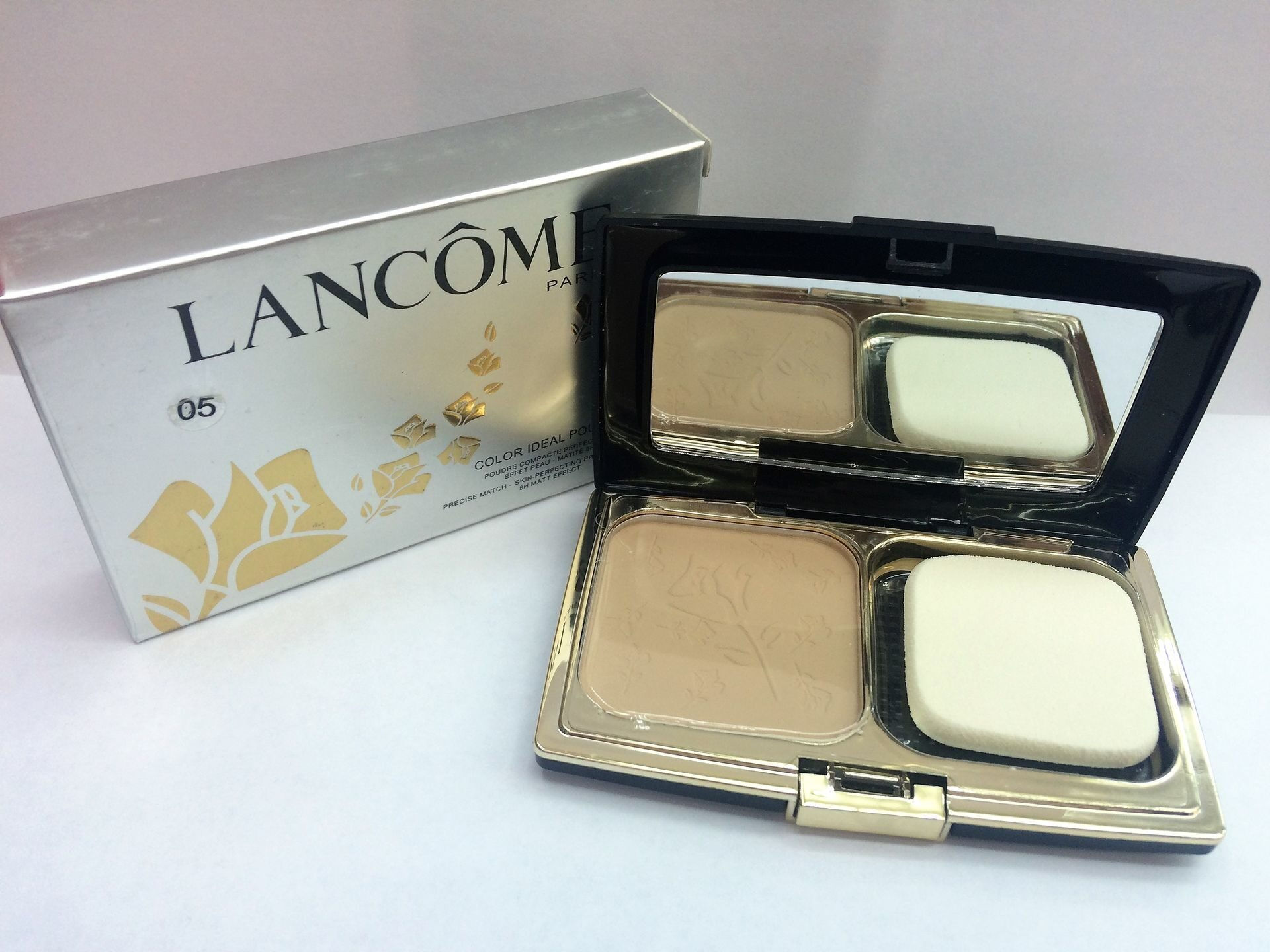 lancome color ideal poudre compact 12g номео 05