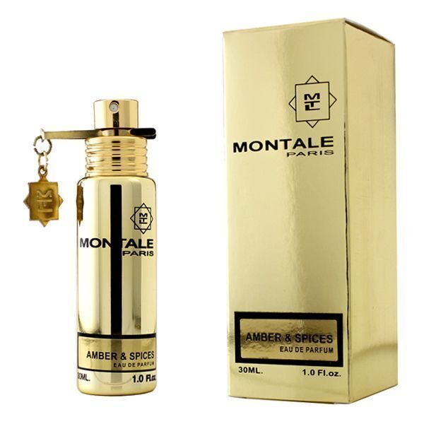MONTALE amber spices 40ml
