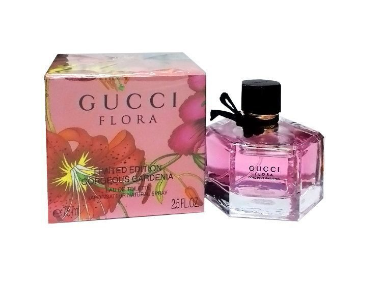 Gucci flora gorgeous gardenia 75ml