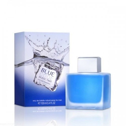 Antonio Banderas  -Blue Cool Seduction for Men