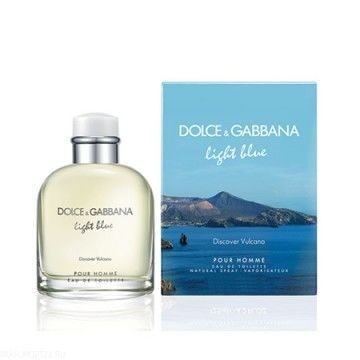 Dolce & Gabbana  -Light Blue Discover Vulcano Pour Homme 90ml