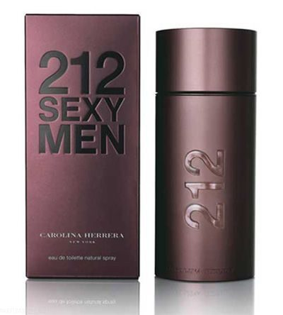 Carolina Herrera  -212 Sexy Men