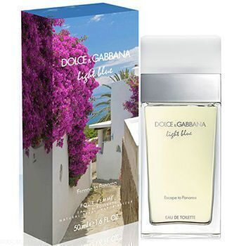 dolce&gabbana light blue escape to panarea 100ml