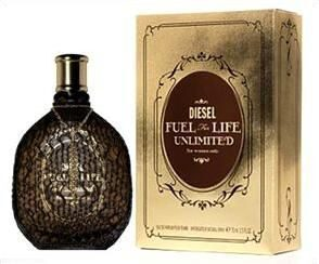 Diesel FUEL FOR LIFE UNLIMITED for woman only 75