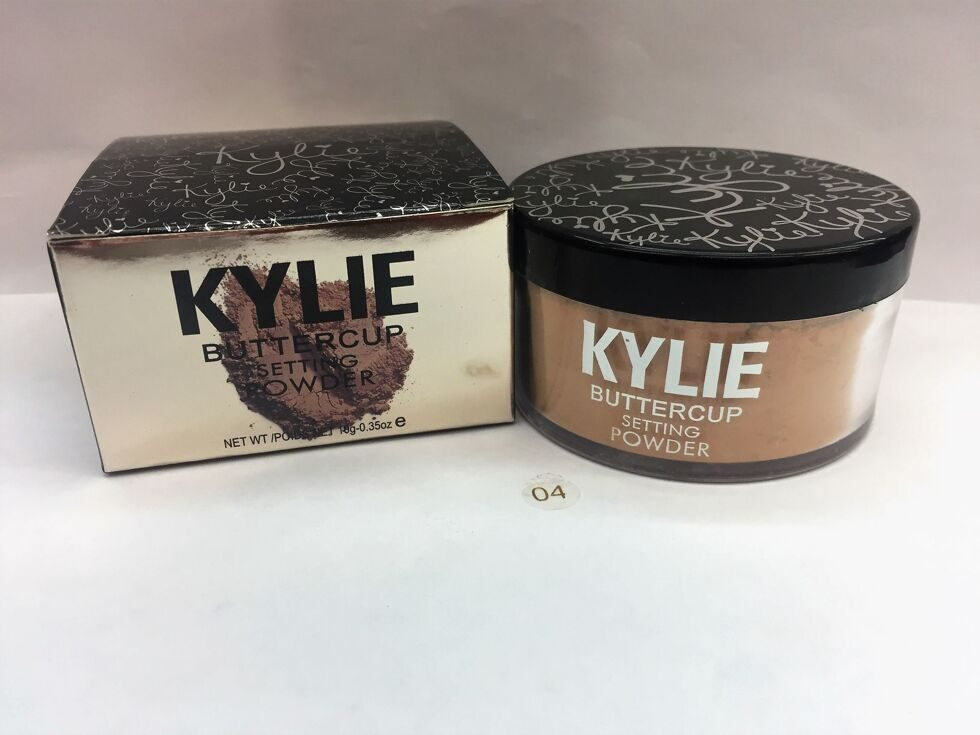 KYLIE buttercup setting powder номер:04