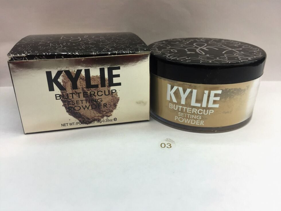 KYLIE buttercup setting powder номер:03
