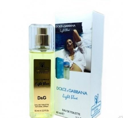 Dolce Gabbana Light blue PHEROMONE 65ML