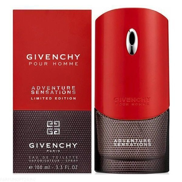 Givenchy  -Givenchy Pour Homme Adventure Sensations