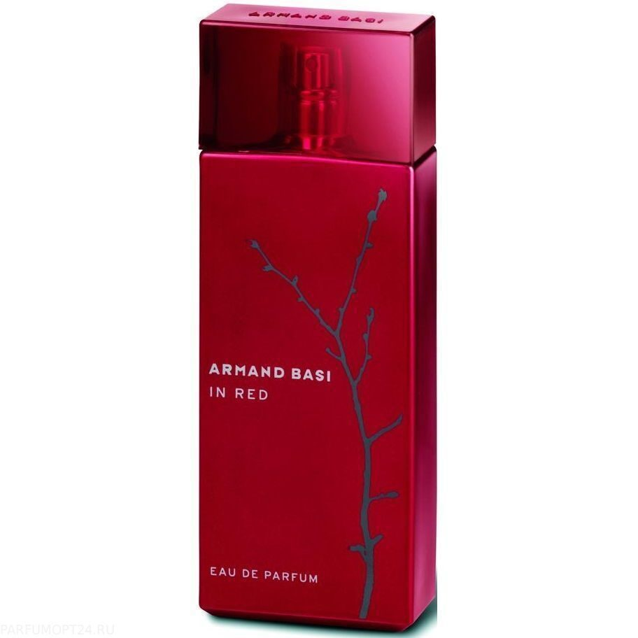 Armand Basi - In Red Eau De Parfum - 100 ml (тестер)