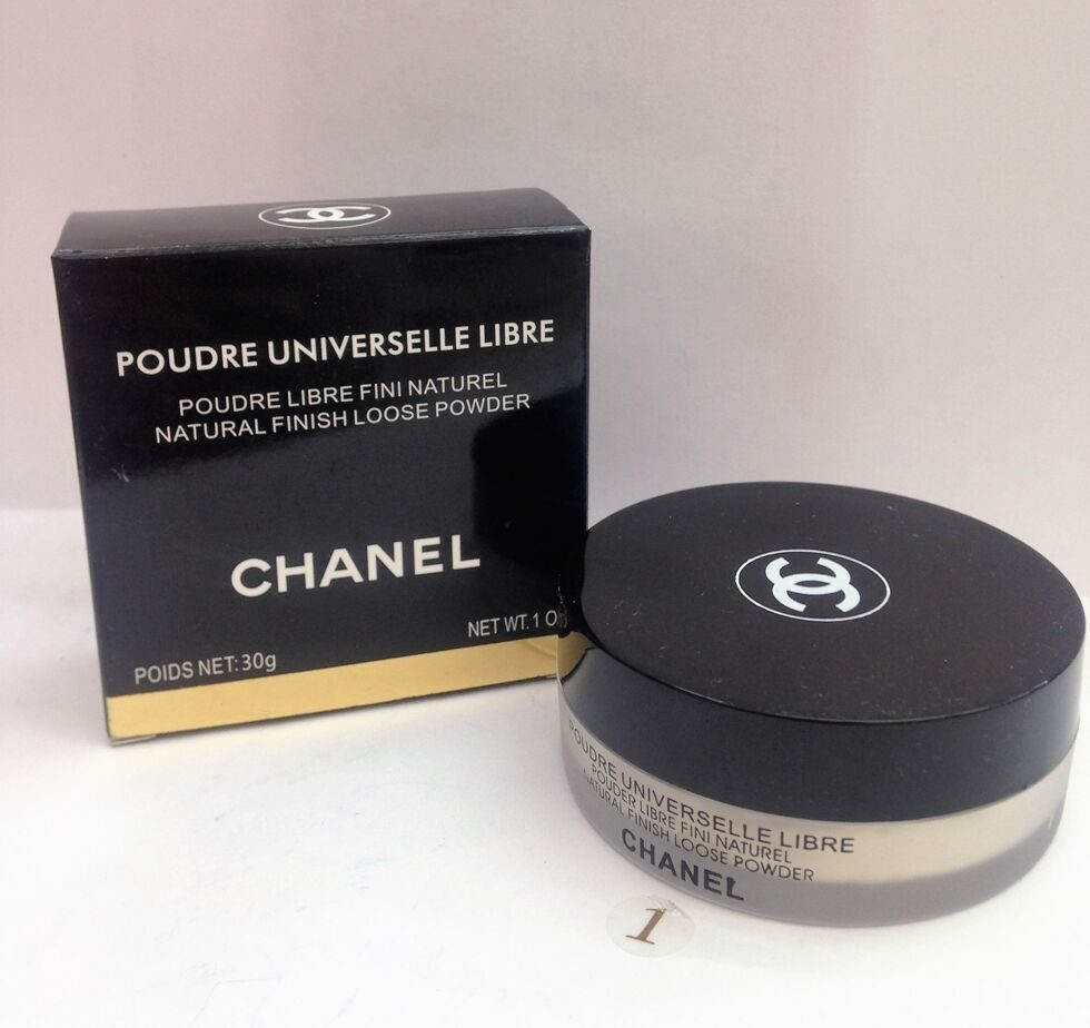 chanel poudre universelle libre номер 01