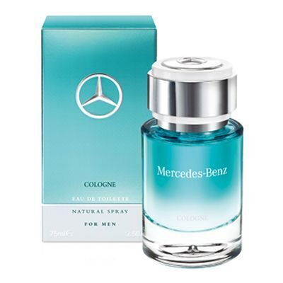 Mercedes-Benz COLOGNE 120ML