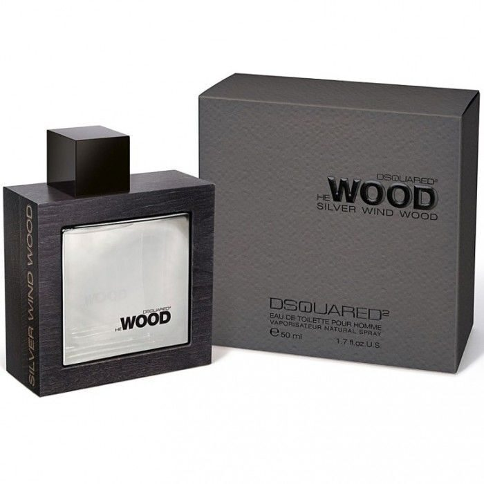 DSQUARED 2 he wood silver wind wood 100ml