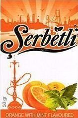 Serbetli - Orange with Mint 50g