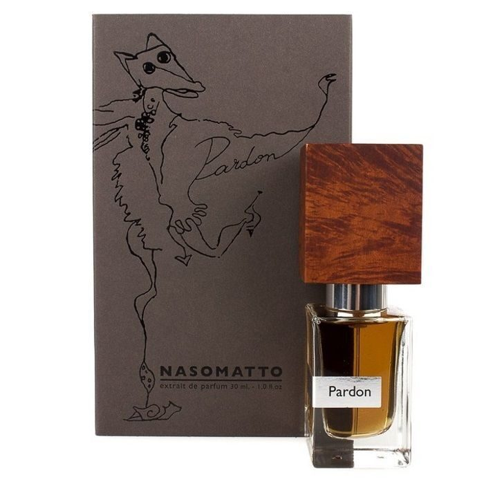 NASOMATTO pardon 30ml tester man new 2017