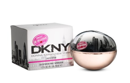 DKNY Donna Karan new york BE DELICIOUS LONDON