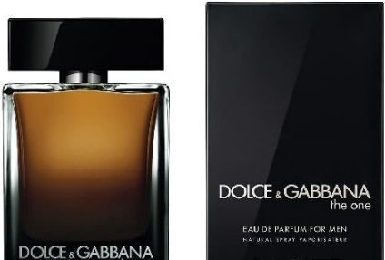 DOLCE & GABBANA   THE ONE EDP  100ML  PERFUME FOR MEN