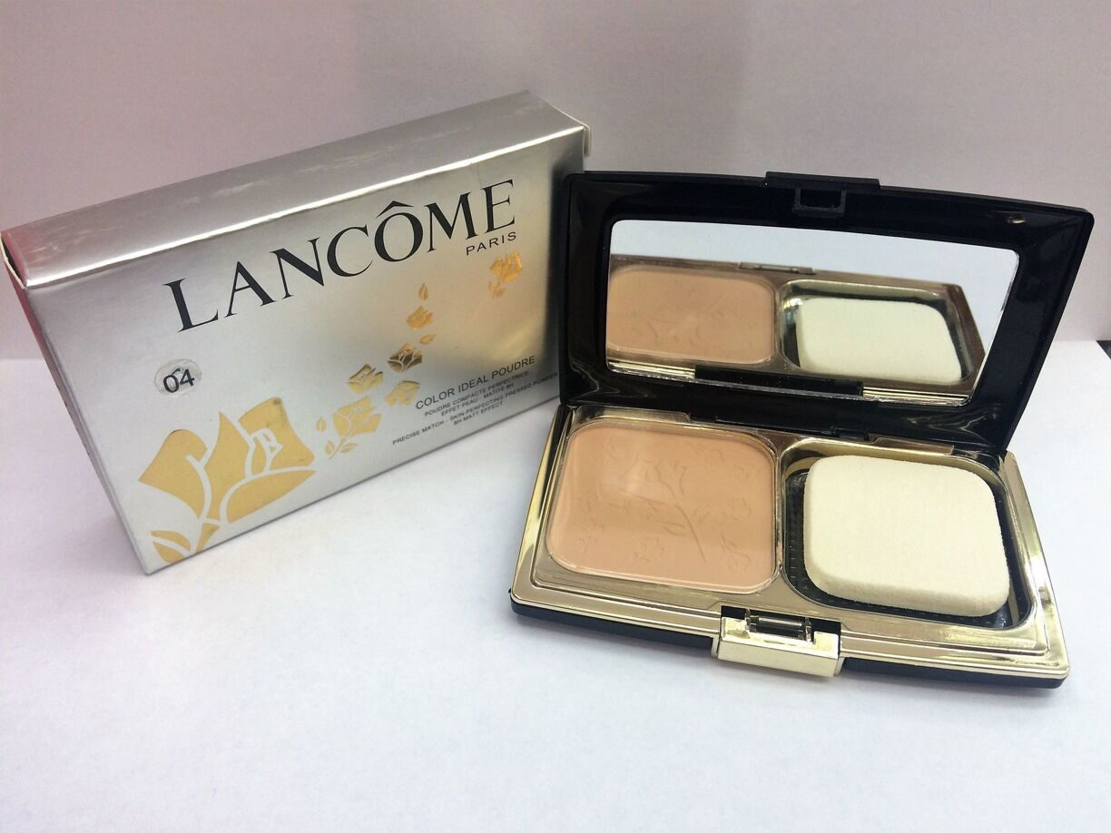 lancome color ideal poudre compact 12g номер 04