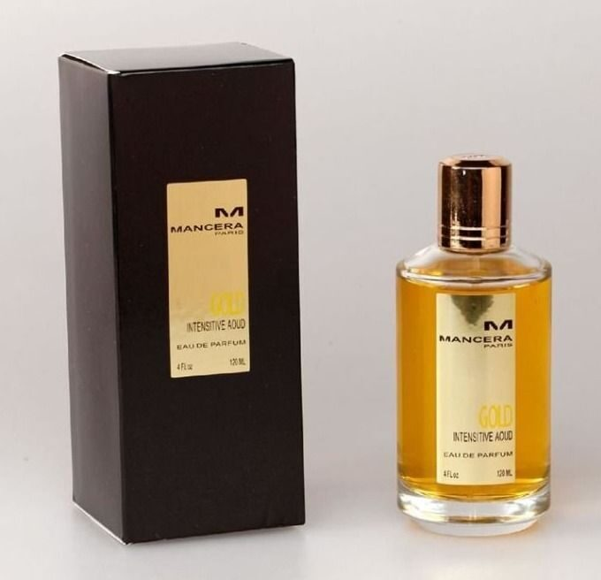 mancera gold intensive aoud 120 ml