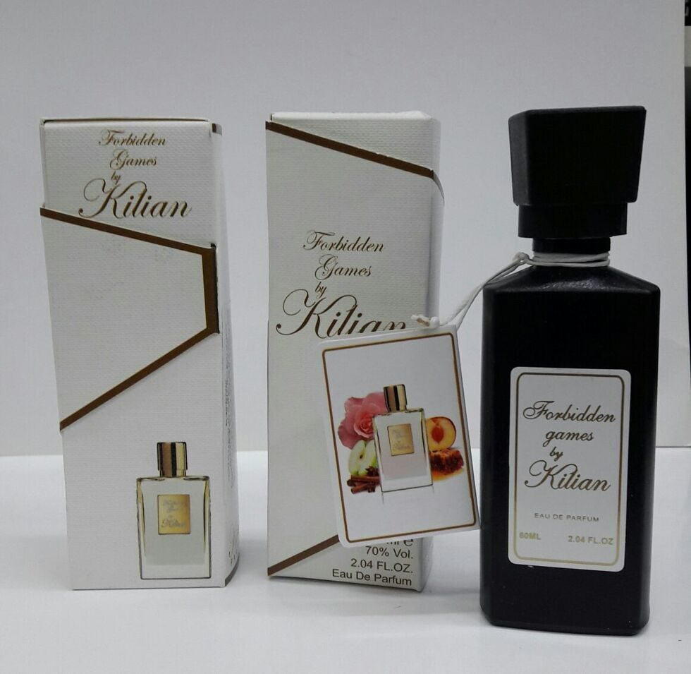 Kilian Forbidden games 60 ml