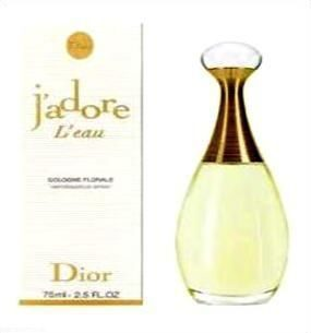 Christian DIOR J adore L'Eau For women 100ml